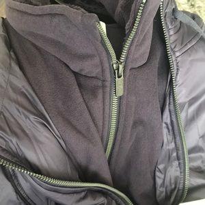 lululemon athletica Jackets & Coats - LULULEMON ATHLETICA Glyde Scuba II Hoodie Size 6